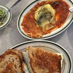 Grilled Egg and Cheese Sandwich and Chile Relleno!