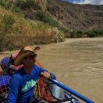 Nice 2400 cfs flow on the Rio Grande!!!