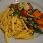 Hotel Oberland Restaurant Foto