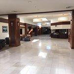 Main Lobby was nice and modern.