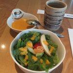 Side Salad, Matsu Sushi, Westport CT