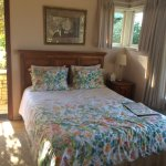 Garen Room! Most comfy bed!