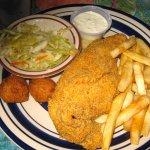 Fried Catfish - Ground Zero Blues Club