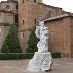 Maggiore Courtyard