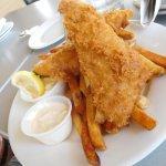 Crispy Haddock & Chips