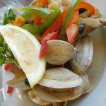 PEI clams