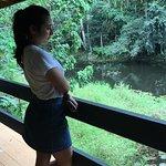 My daughter enjoying the beautiful view
