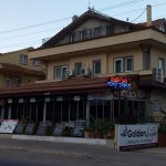 Restaurant next to Orka Hotel & Villas