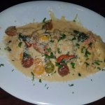Crab and Lobster Agnolotti