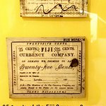 early Fiji currency