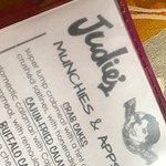 Photo de Judie's Restaurant