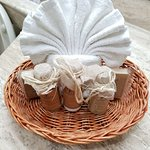 amenity basket
