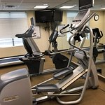 HIExpress Smyrna workout room