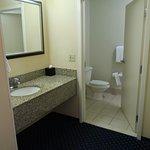 Bathroom, Room 301