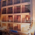 Un ex relai routier devenu ce superbe hôtel... toute une histoire de famille...