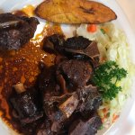 Oxtail and Tripe and Bean