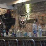 part of the pleasant atmosphere of Sayers sister cafe