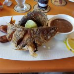 Fried Whole Snapper - Really Good