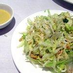 Chicken Salad, Tao Tao Cafe, Sunnyvale, CA