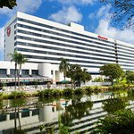 Foto de Sheraton Miami Airport Hotel & Executive Meeting Center