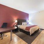 Foto de Red Roof Inn Troy