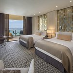 Grand Luxe Oceanfront Double Queen Room