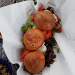 Bison Bacon BLT Sliders