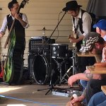 Great band Firebirds playing at Cunningham's Hotel Yarra Junction on this bra Sunday afternoon.