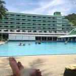 Pool area - Sunday