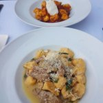 Gnocchi - Both delicious