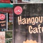 Fruck hangout cafe