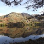View from Buttermere path