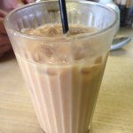 lovely iced coffee