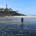 @ Lighthouse Beach , Kovalam