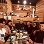 Our guests from PACATA-Covent Garden branch came to dine with us