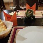 Food served at Grand Rasoi