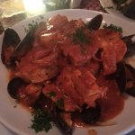 Mixed Seafood, Mussels, Shrimp, Salmon