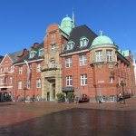 Rathaus mit Ratskeller in Buxtehude
