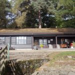 Pitlochry Boating Station - October 2017