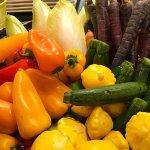Légumes d'accompagnement des plats