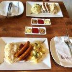Sausage platters 😋