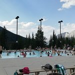Photo of Miette Hot Springs