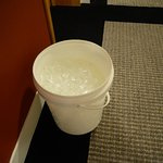 Our ice bucket