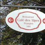 Foto de Café des Alpes