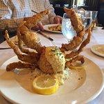 Hallelujah Crab at Juban's Restaurant