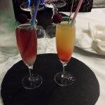 2 cocktails maison, avec ou sans alcool ... je vous conseille avec :)