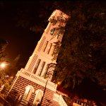 Jam Gadang at night