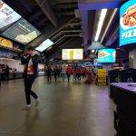 Scotiabank Saddledome in Calgary, AB, Canada