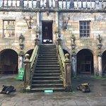Chillingham Castle Exterior