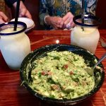 The best made at the table (to your specifications) guacamole.